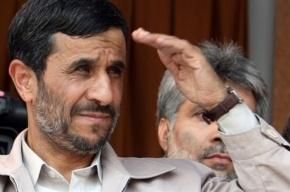 Задержан террорист бросивший бомбу в Ахмадинеджада
