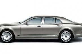 В России дефицит Bentley
