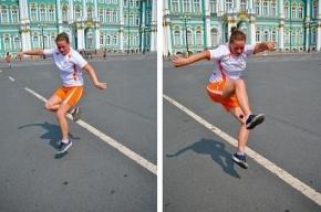 Единственная россиянка - чемпионка мира по футбэгу - живет в Петербурге