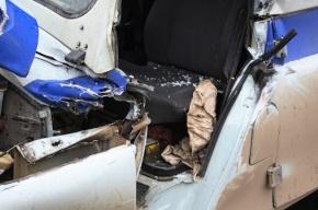 Проводится проверка по факту гибели милиционеров в ДТП