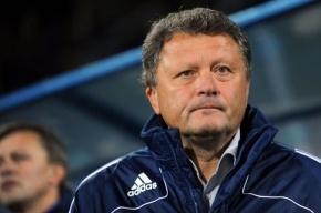 Тренер сборной Украины уволился из-за «договорняка»