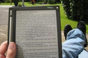 В США владельцы букридеров начинают читать больше