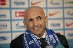 Лучано Спаллетти: «С таким составом мы можем играть три матча в неделю»