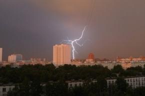 В Петербурге тоже будет гроза