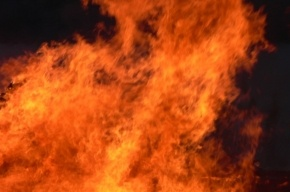 На Украине сгорел крупный ночной клуб. Возможен поджог