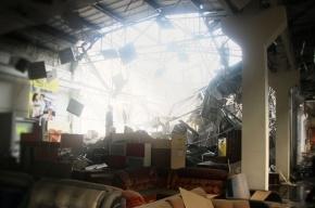 Обрушилась крыша магазина, пострадали 14 человек