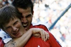 Футболки с фамилией «Аршавин» - в топ-листе самых продаваемых в Англии