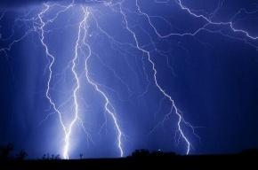 МЧС: Кроме ветра в Петербурге будет и гроза