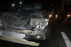Водитель на «Мерседесе» сбил насмерть парня на пешеходном переходе