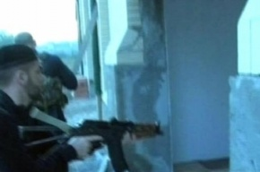 Кадыров лично руководил освобождением родного села
