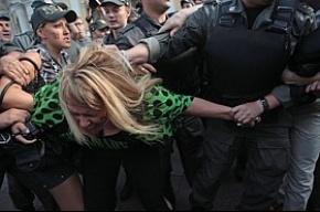 Фотокорреспондента газеты «Мой район» продержали в милиции около пяти часов