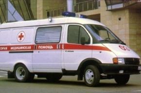 В Петербурге грузовик столкнулся с маршруткой. Есть пострадавшие