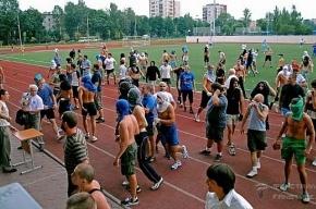 Побоище на стадионе в Пушкине устроили ультраправые