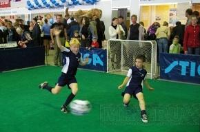«Nova Arena» примет финал «Кожаного мяча-2010»