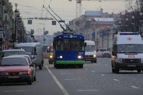 В Приморском районе - новый троллейбусный маршрут