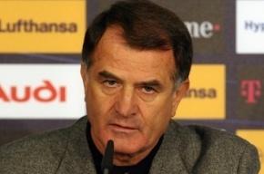 Греческие фанаты избили тренера за поражение