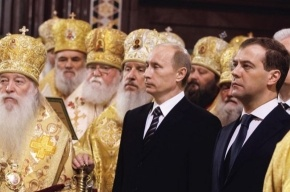 Церковь собрала погорельцам 50 миллионов рублей