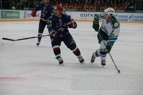 СКА с трудом обыграл бронзовых призеров Белоруссии