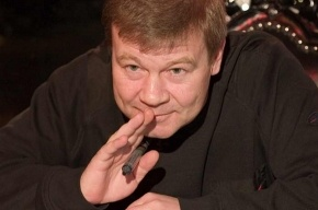 Сергей Селин: «Болею за СКА и катаюсь на фигурных коньках»