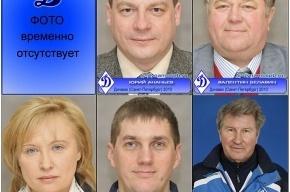 В «Динамо» уже четвёртая смена тренера