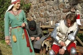Выборг принимал рыцарей со всей России