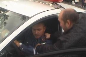 В Петербурге задержан инспектор ДПС