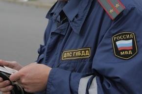 В Ленобласти опрокинулся автобус, погибла женщина