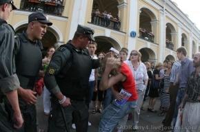 Задержания на митинге 31 июля: возбуждено уголовное дело
