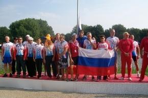 Петербургские гребцы привезли медали из Амстердама