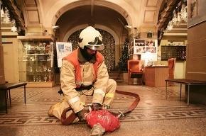 На Савушкина при пожаре погиб мужчина