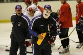 Хоккеисты СКА покусились на своего главного тренера
