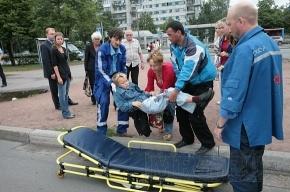 Экипаж ДПС сбил ребенка в Петербурге
