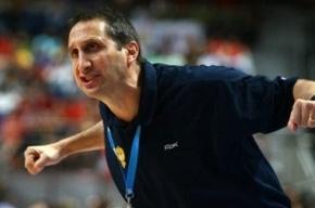 Еще один питерский спартаковец готовится к Чемпионату мира по баскетболу