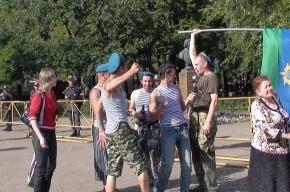 День ВДВ в Москве: массовая драка десантников с дагестанцами