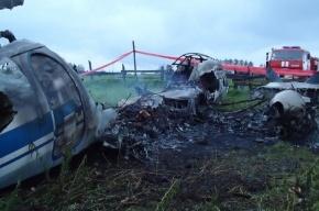 В Сибири разбился самолет, 11 погибли