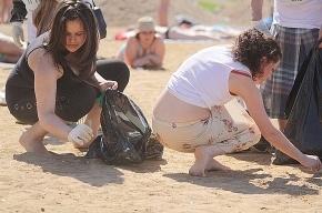 «Молодая Гвардия» берёт городские пляжи под свой контроль