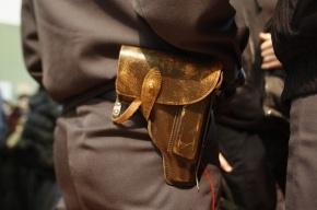 В Петербурге напали на милиционеров, похищено оружие
