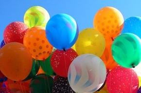 Воздушные шарики – новая опасность для Петербурга