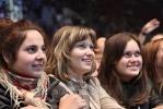 Первокурсникам подарили «Серебро»: Фоторепортаж