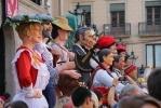 Фоторепортаж: «Сегодня в Барселоне - грандиозный праздник»