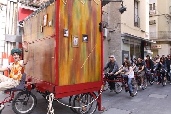 Сегодня в Барселоне - грандиозный праздник: Фото