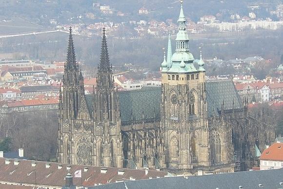 Прогулки по Праге: Фото
