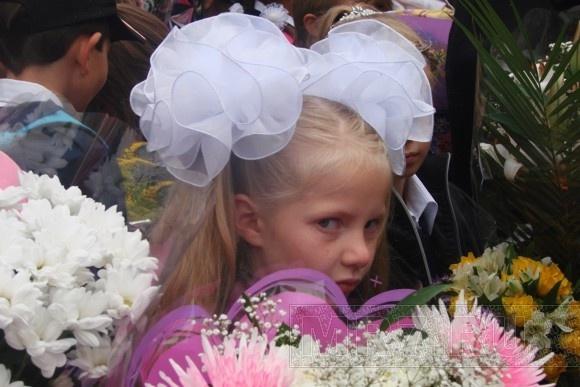 13 миллионов детей сели за парты: Фото