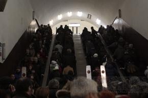 В петербургской подземке в субботу погибли двое людей