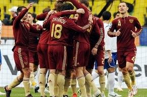 Сегодня в России – день футбольных сборных