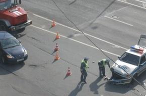 Машина ДПС сбила мотоциклистку: копия протокола ДТП - в прокуратуре