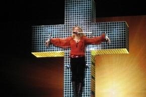 Мадонна приедет в Петербург