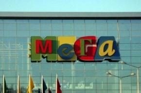В «Мега Дыбенко» не было света из-за кабеля