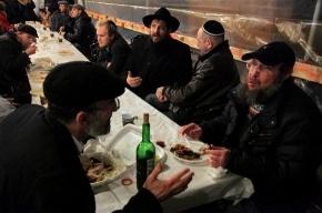 Сегодня вечером иудеи Петербурга начинают праздновать Суккот