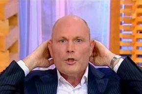 Телеведущий Геннадий Малахов пропал